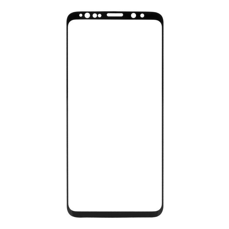Защитное стекло BeCover для Samsung Galaxy S9 (Black)