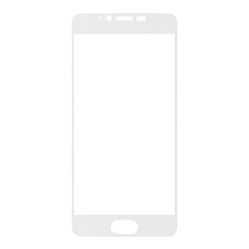 Защитное стекло BeCover 3D для Meizu M5 (White)