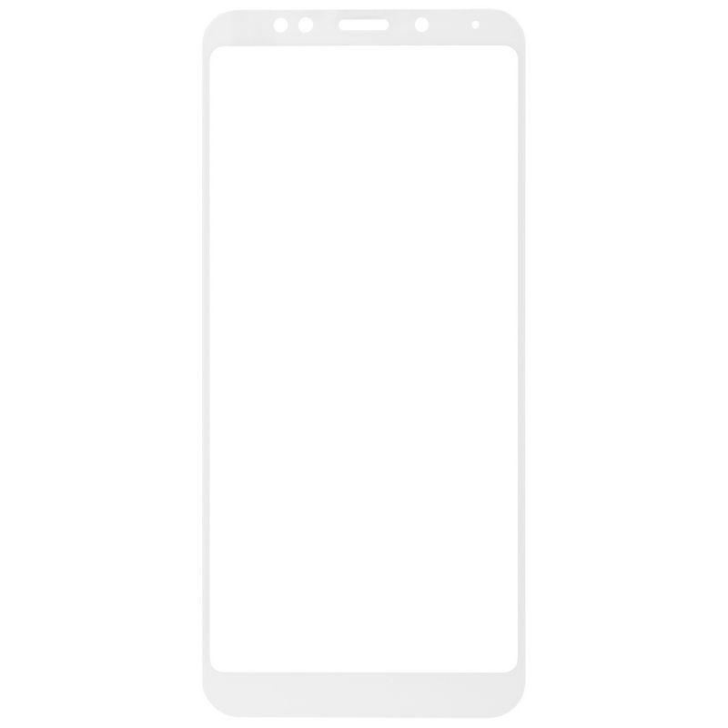 Защитное стекло BeCover 3D для Xiaomi Redmi 5 Plus (White)