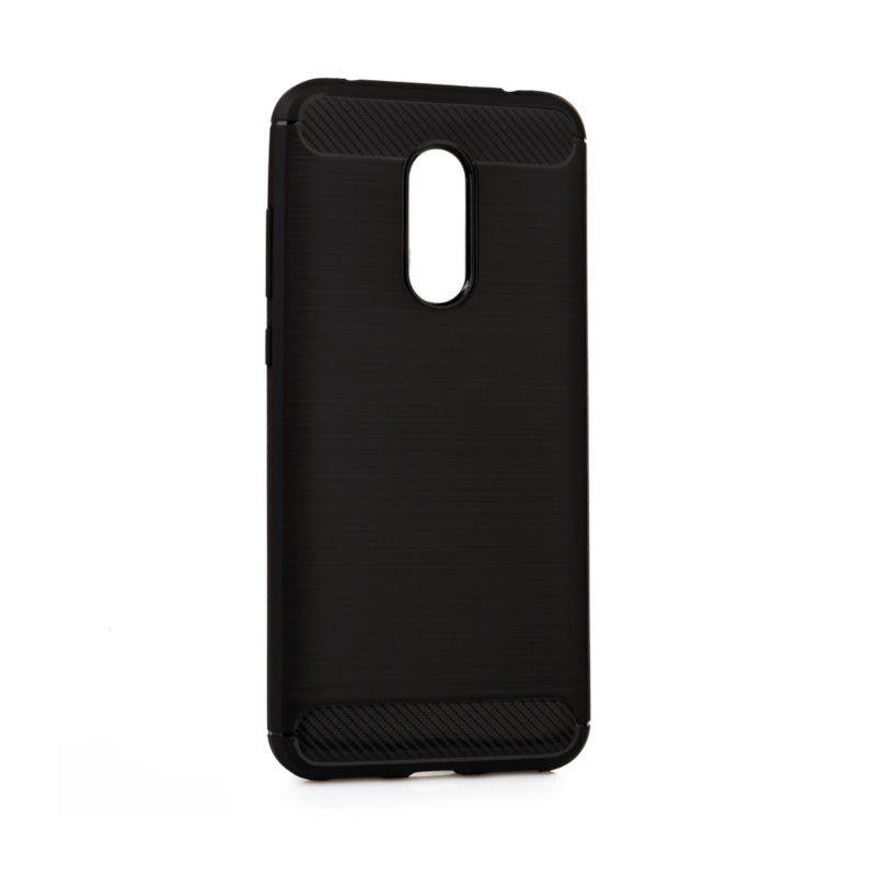 Чехол BeCover Carbon Series для Xiaomi Redmi 5 Plus (Black)