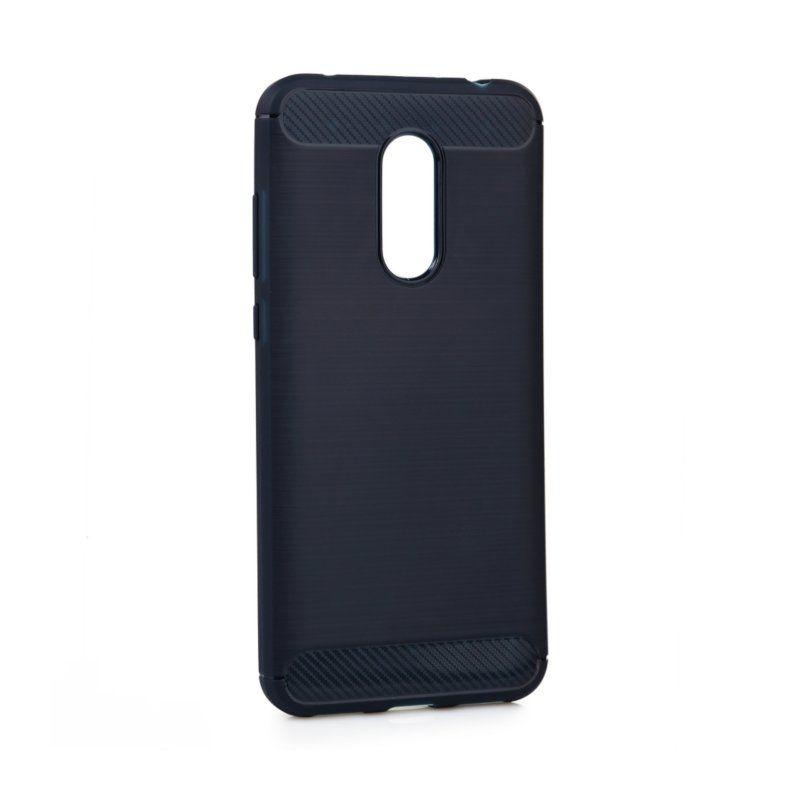 Чехол BeCover Carbon Series для Xiaomi Redmi 5 Plus (Blue)