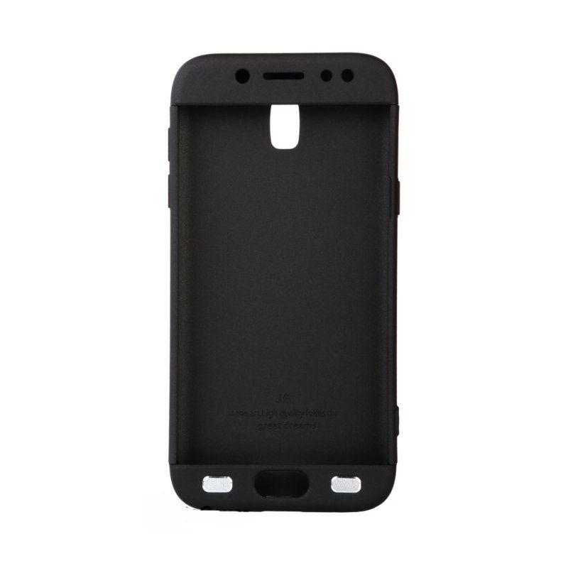 Чехол BeCover 3 в 1 Series для Samsung Galaxy J5 2017 (Black)