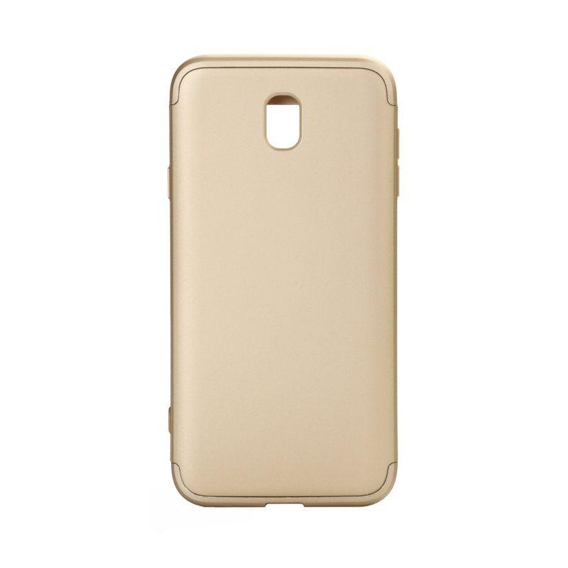 Чехол BeCover 3 в 1 Series для Samsung Galaxy J7 2017 (Gold)