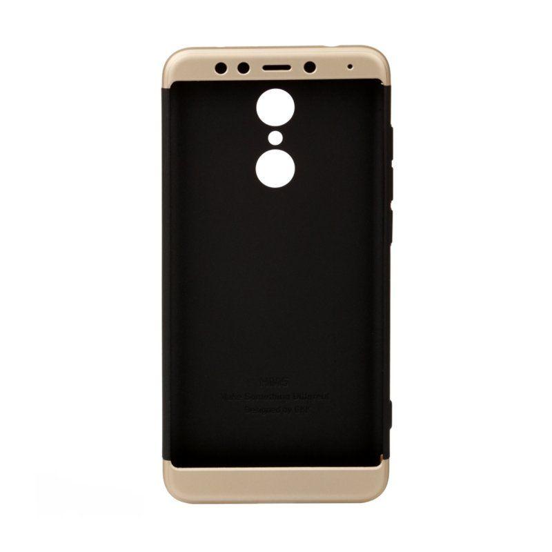 Чохол BeCover 3 в 1 Series для Xiaomi Redmi 5 (Gold) купить