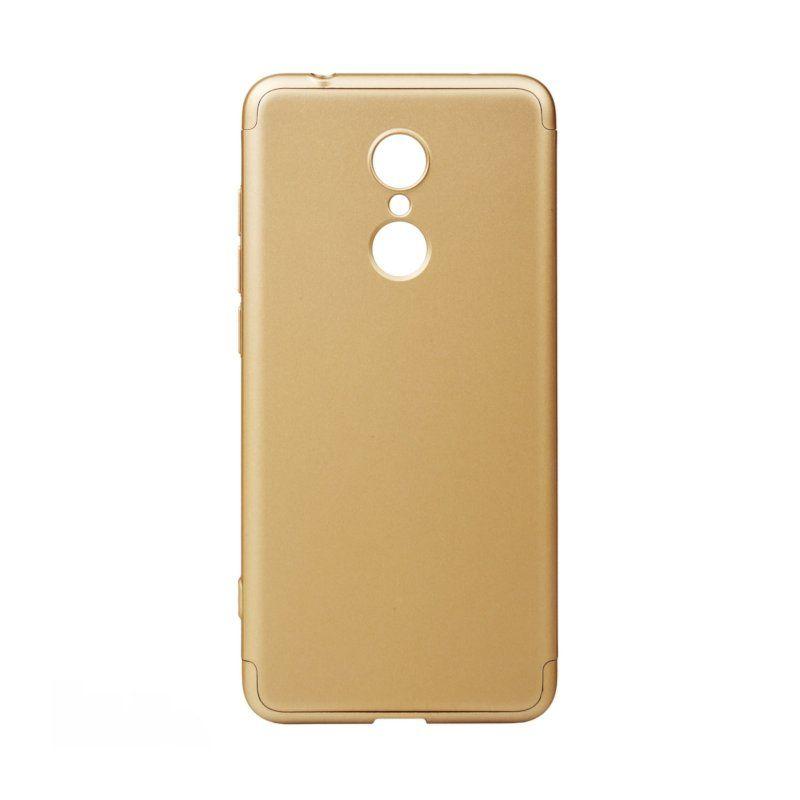 Чохол BeCover 3 в 1 Series для Xiaomi Redmi 5 (Gold)