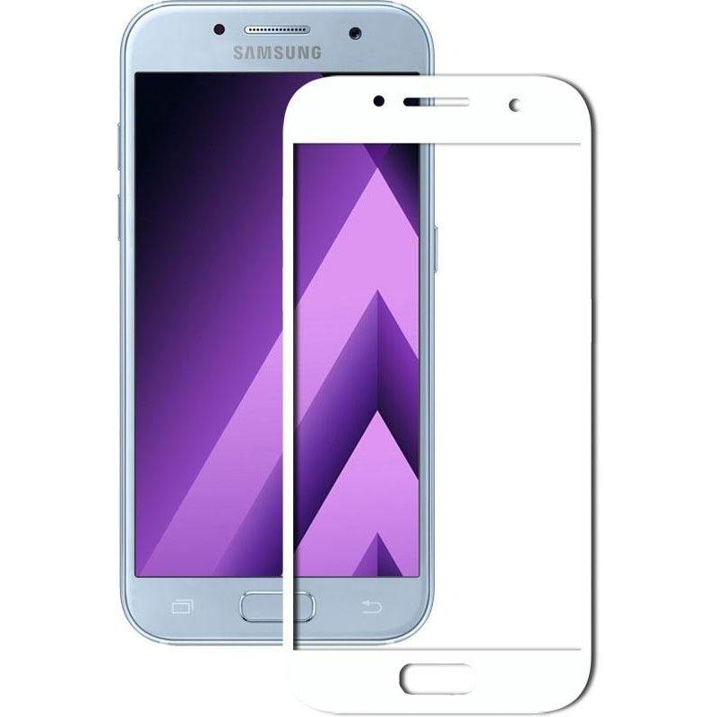 Защитное стекло Mocolo 3D Full Cover для Samsung Galaxy A5 2017 (White)