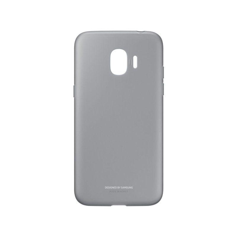 Чехол Samsung Jelly Cover для Galaxy A8 2018 (EF-AJ250TBEGRU) Black
