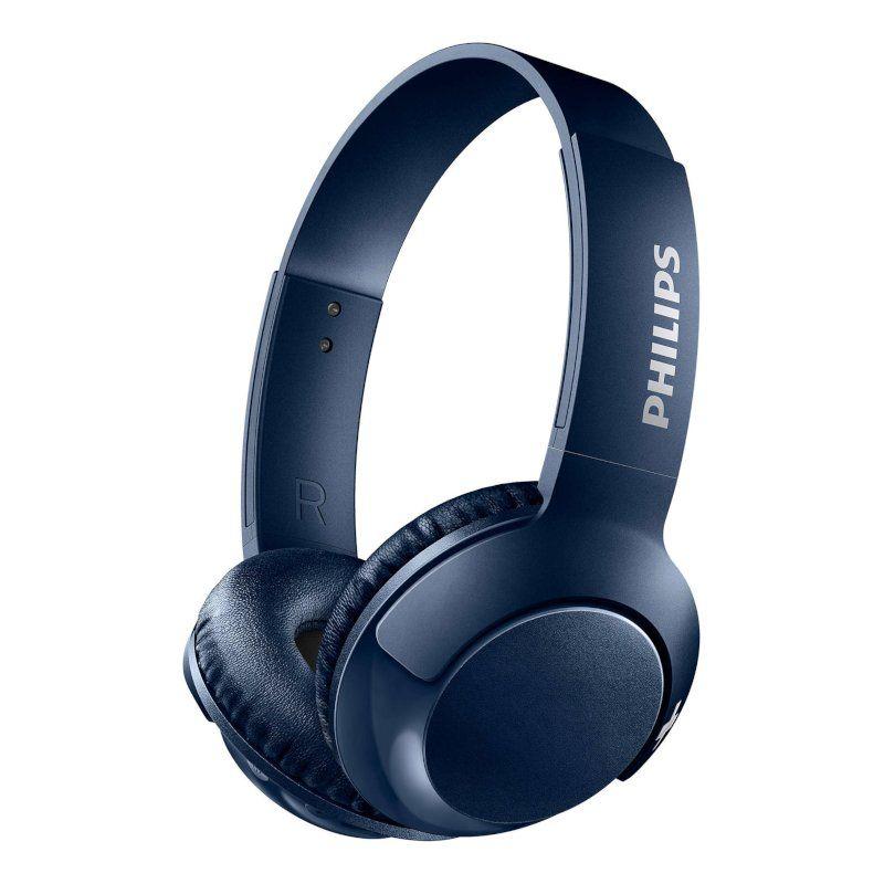 Гарнитура Philips SHB3075BL (SHB3075BL/00) Blue