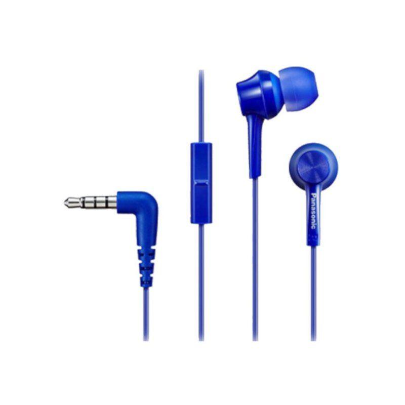 Гарнитура Panasonic (RP-TCM105E-A) Blue
