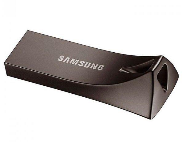 Флеш-память USB Samsung 32Gb Bar Plus (MUF-32BE4/APC) Black
