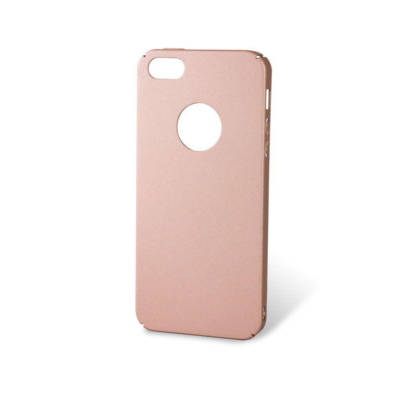 Чехол GlobalCase Cap-X для Apple iPhone 5/5S (Gold)