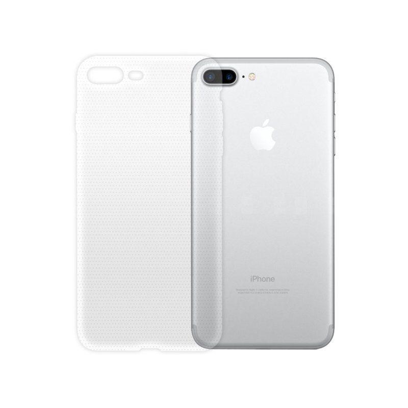 Чехол GlobalCase TPU Extra Slim для Apple iPhone 7 Plus (Clear)