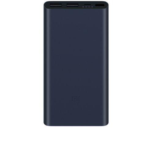 Портативний акумулятор 10000mAh Xiaomi Mi 2S (VXN4229) Black
