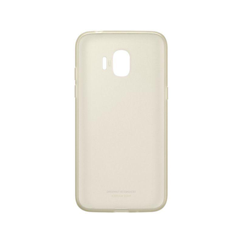Чехол Samsung Jelly Cover для Galaxy J2 2018 (EF-AJ250TFEGRU) Gold купить