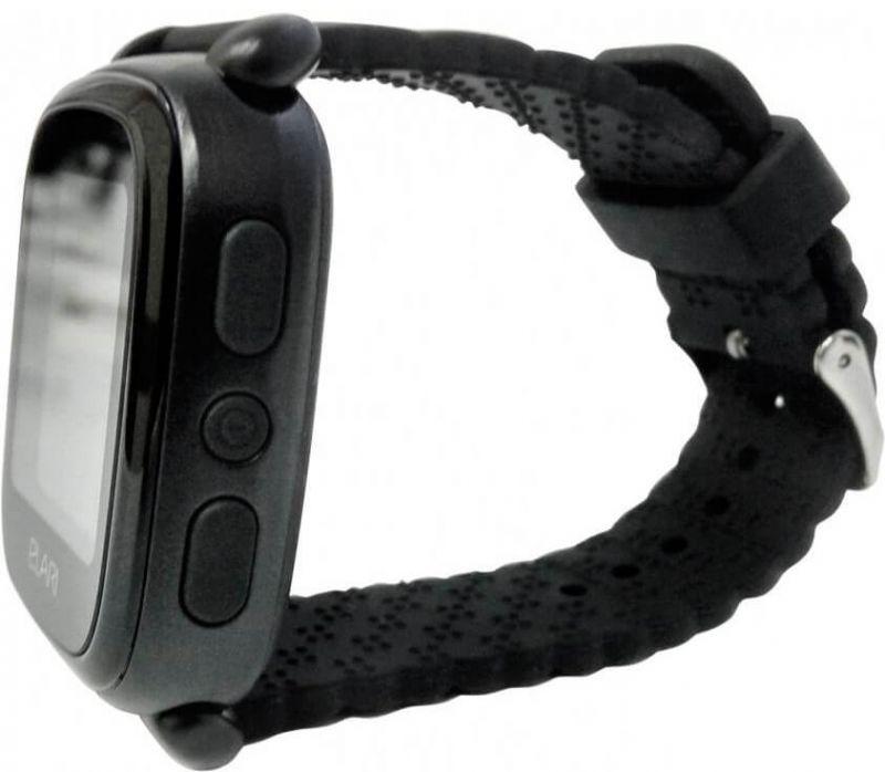 Детские смарт-часы Elari KidPhone 2 GPS (KP-2B) Black недорого