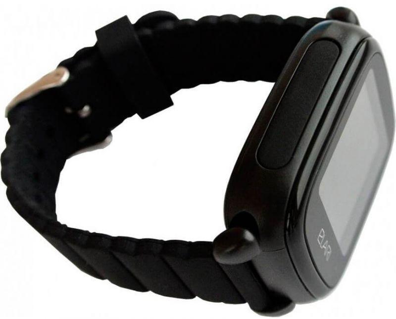 Детские смарт-часы Elari KidPhone 2 GPS (KP-2B) Black купить