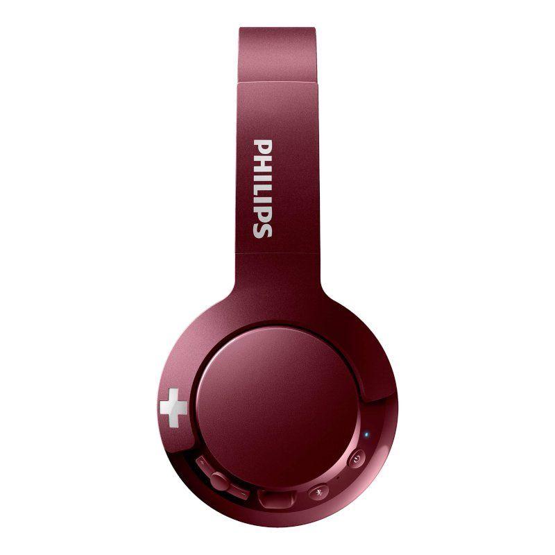 Гарнитура Philips SHB3075BL (SHB3075RD/00) Red купить