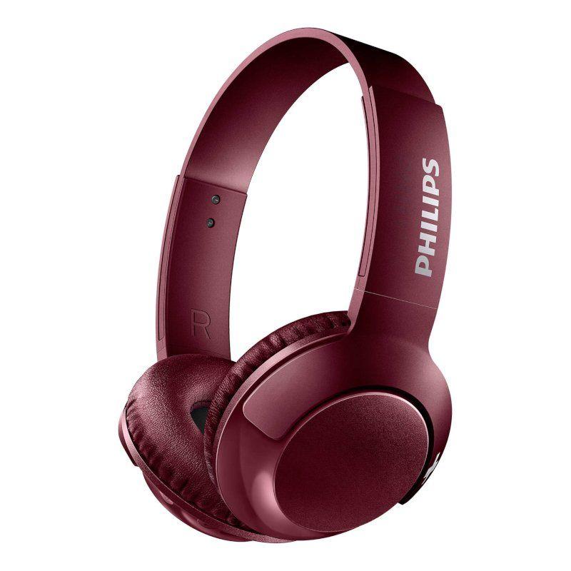Гарнитура Philips SHB3075BL (SHB3075RD/00) Red