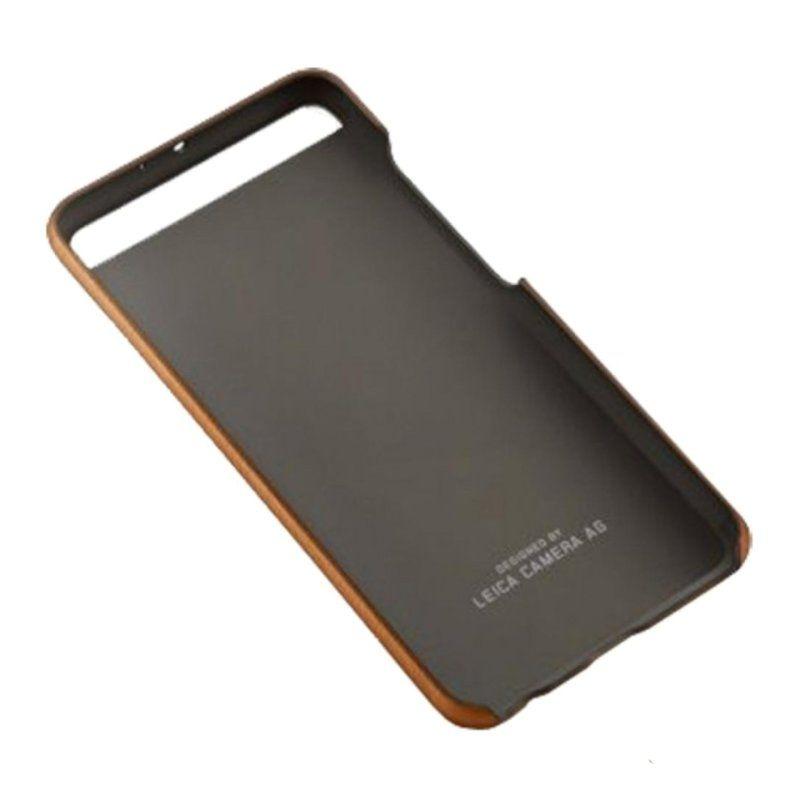 Чехол Huawei Leica Leather Case для P10 Plus (Brown) купить