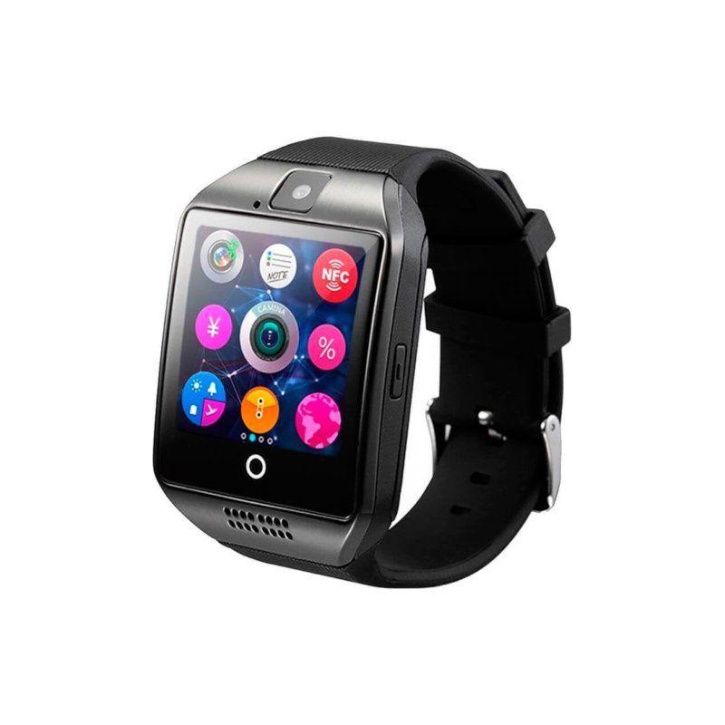 Смарт-часы Uwatch Q18 Black купить