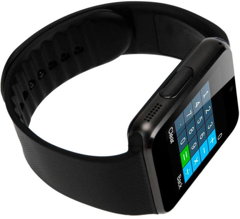 Смарт-часы Uwatch Smart GT08 Black недорого
