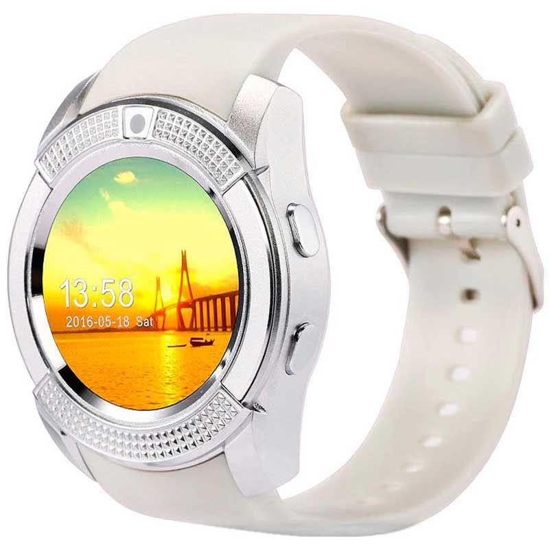 Смарт-часы UWatch V8 Silver
