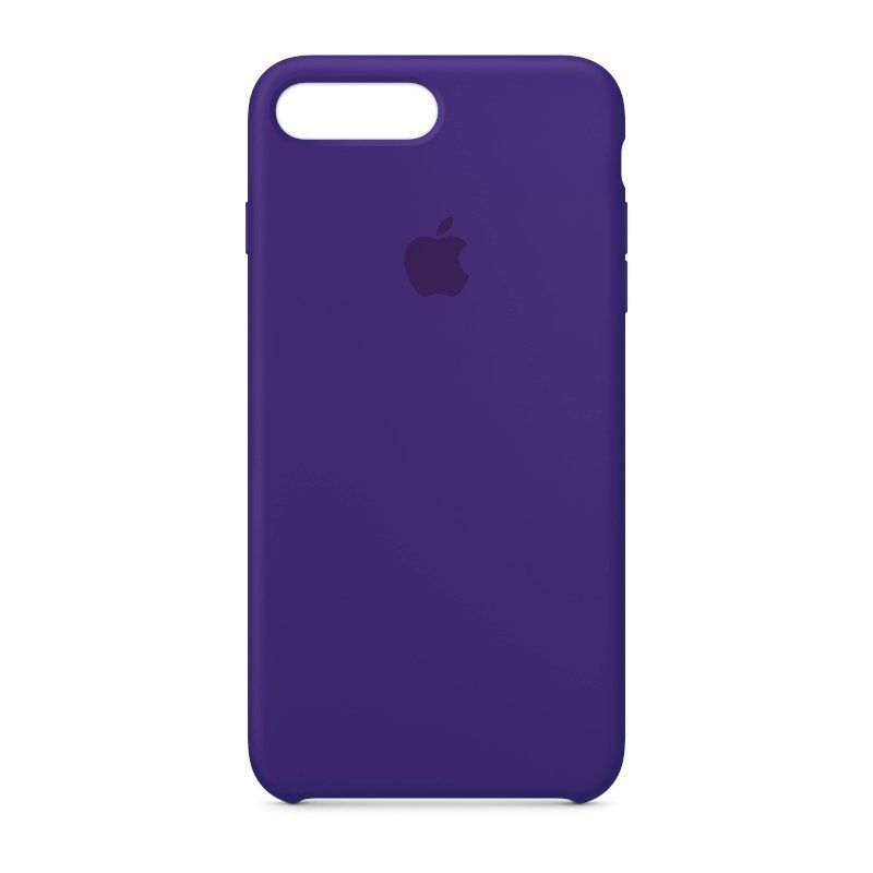 Чохол Apple Silicone Case для iPhone 8 Plus/7 Plus Violet