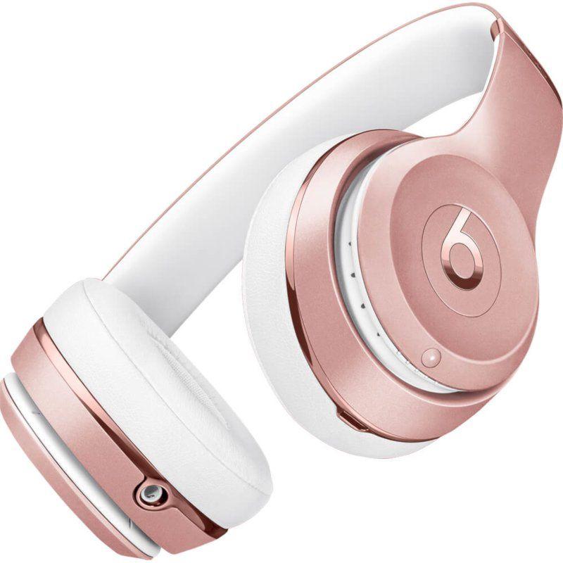 Гарнитура Beats by Dr. Dre Solo3 Wireless (MNET2ZM/A) RoseGold купить