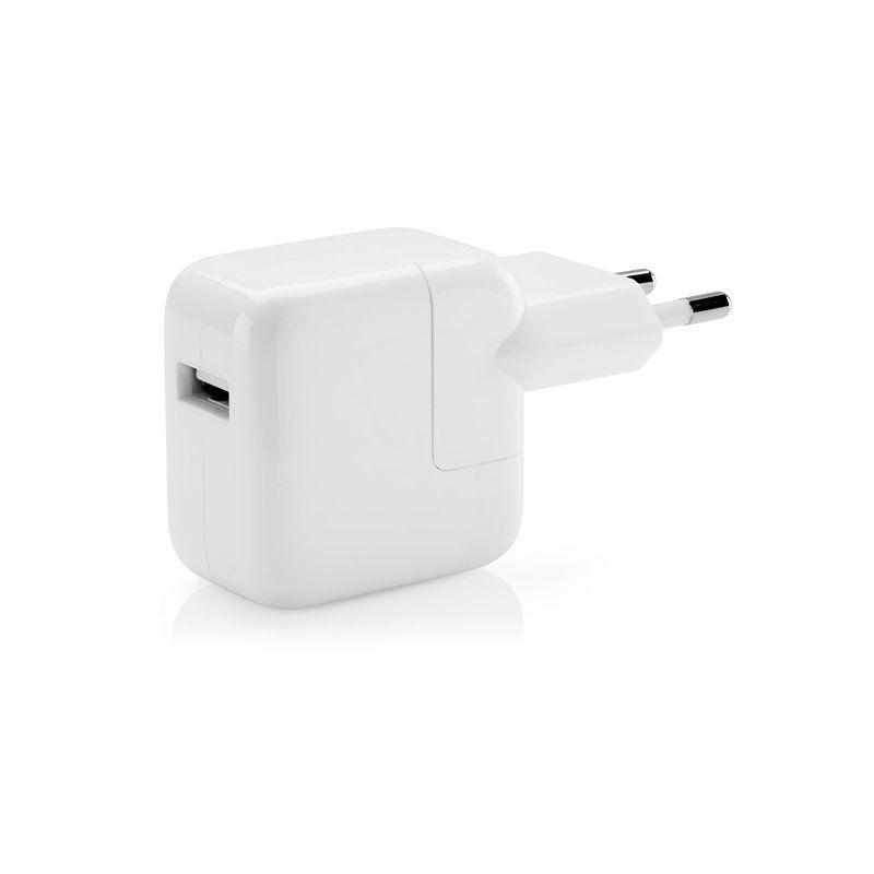 Мережевий зарядний пристрій Apple AC Adapter 12W (ZKMD836ZMA)
