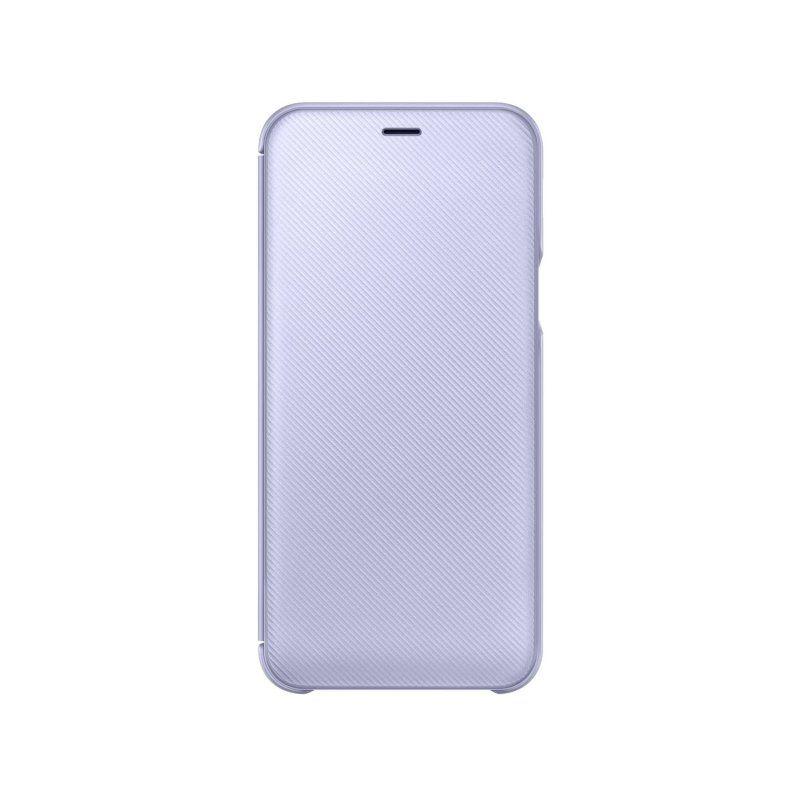 Чехол Samsung Flip Wallet для Galaxy A6 2018 Violet