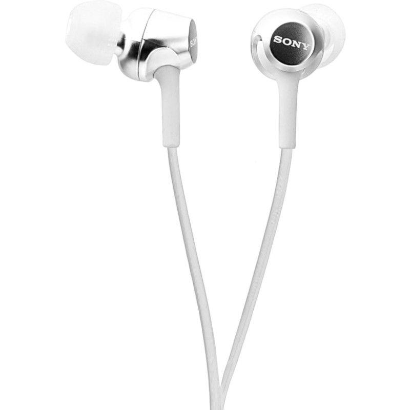 Навушники Sony MDR-EX155 White