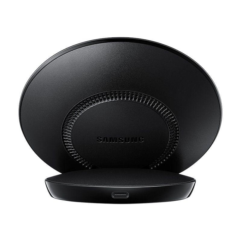 Беспроводное зарядное устройство Samsung Wireless Charger Stand EP-N5100 (EP-N5100BBRGRU) Black купить