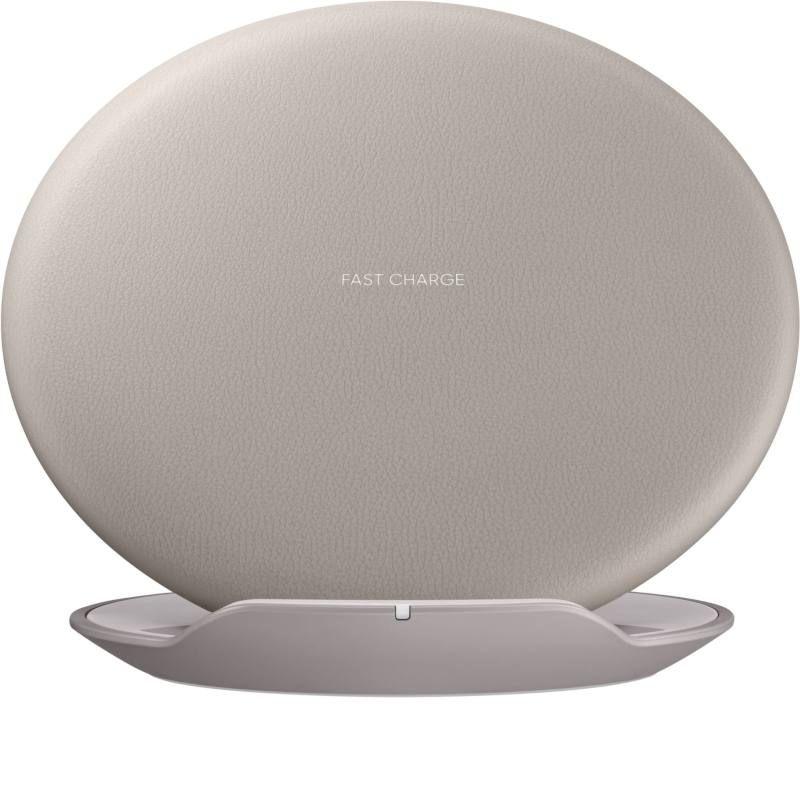 Беспроводное зарядное устройство Samsung Wireless Charger Stand EP-PG950 (EP-PG950BDRGRU) Brown