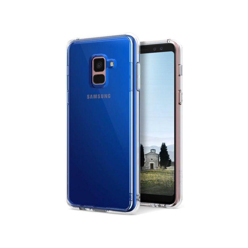 Чехол Ringke Fusion для Samsung Galaxy A8 2018 (Clear)