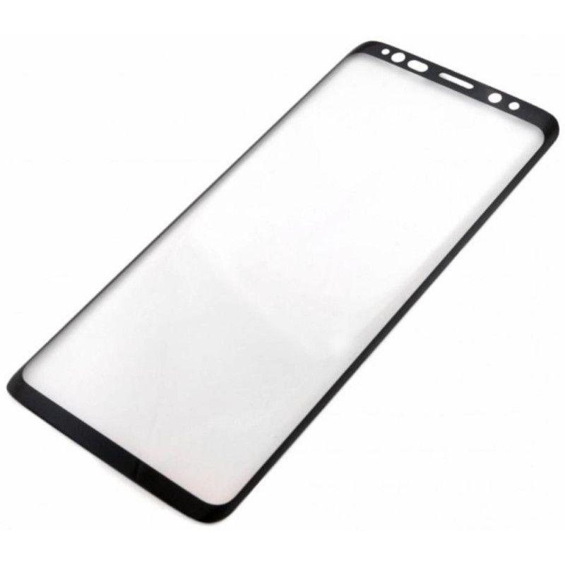 Защитное стекло iSG 3D для Samsung Galaxy S9 (Black) купить