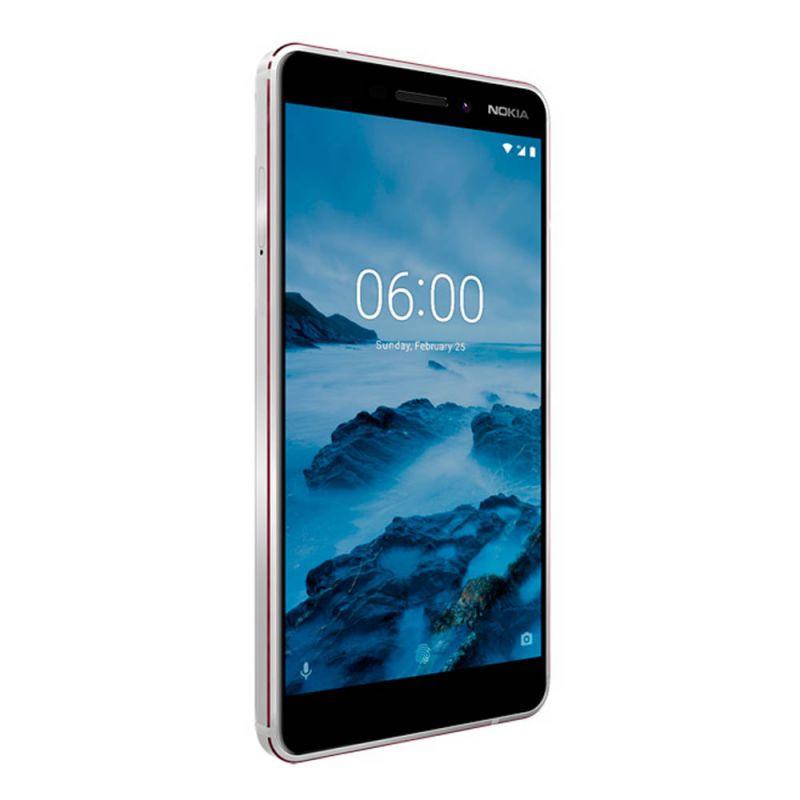 Смартфон Nokia 6.1 3/32GB White недорого