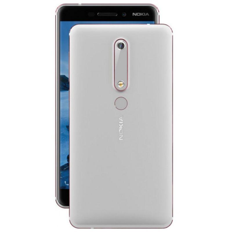 Смартфон Nokia 6.1 3/32GB White фото