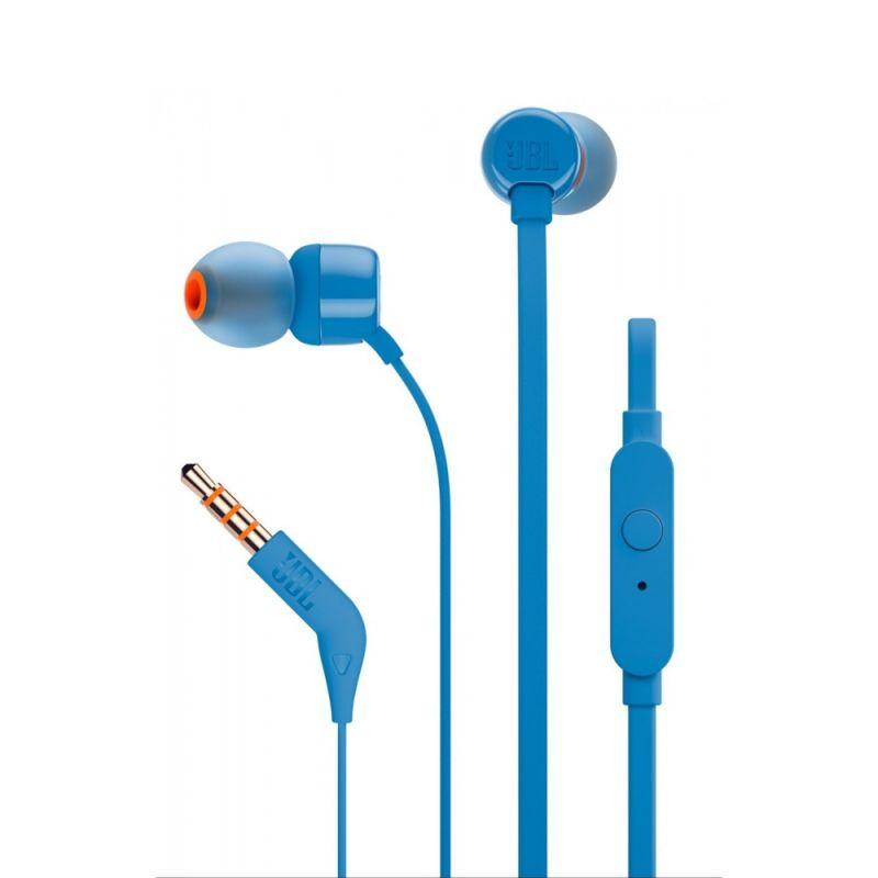 Гарнитура JBL T110 ( JBLT110BLU) Blue купить