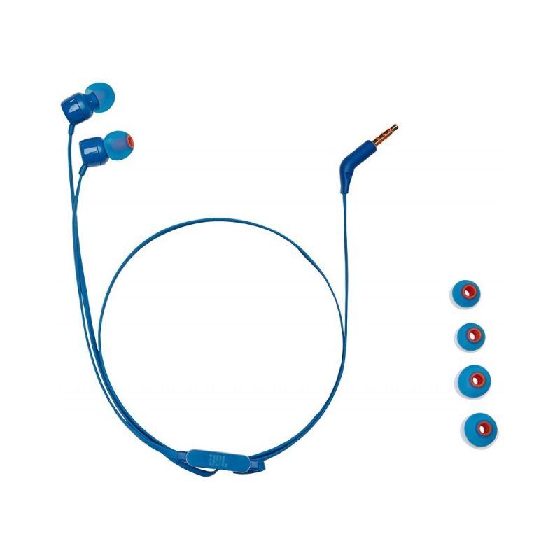 Гарнитура JBL T110 ( JBLT110BLU) Blue фото