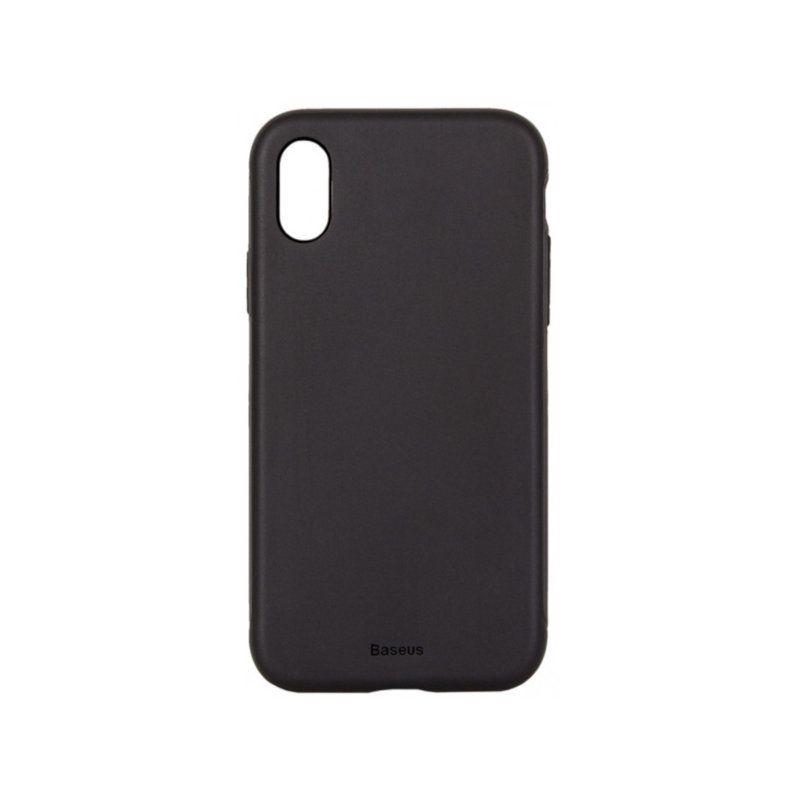 Чехол Baseus Bumper Case для Apple iPhone X (Black)