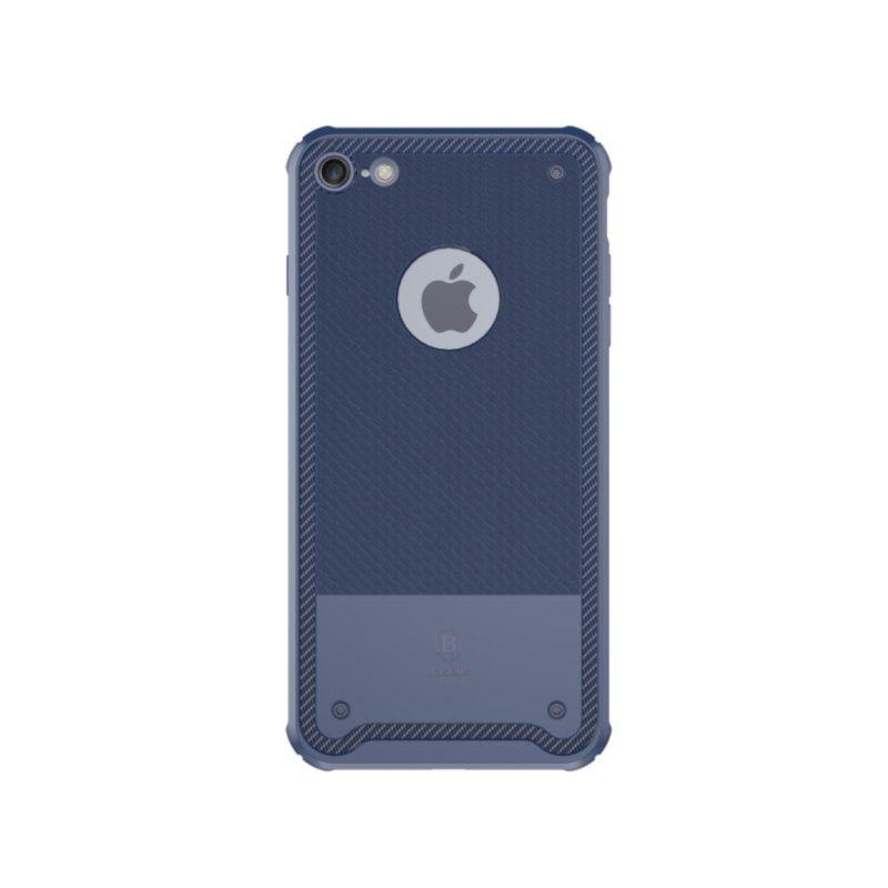 Чехол Baseus Shield Series для Apple iPhone 7 (Dark Blue)