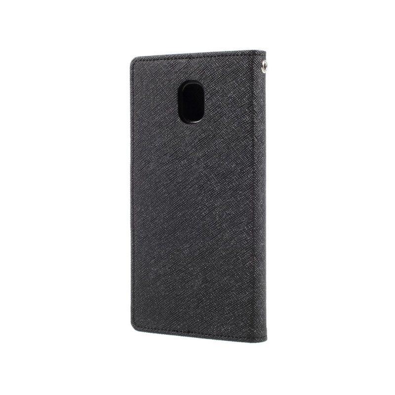 Чехол Goospery для Samsung Galaxy J3 2017 (Black) купить
