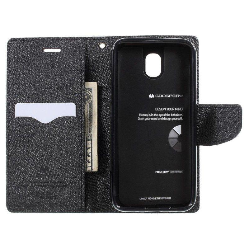 Чохол Goospery для Samsung Galaxy J5 2017 (Black) недорого