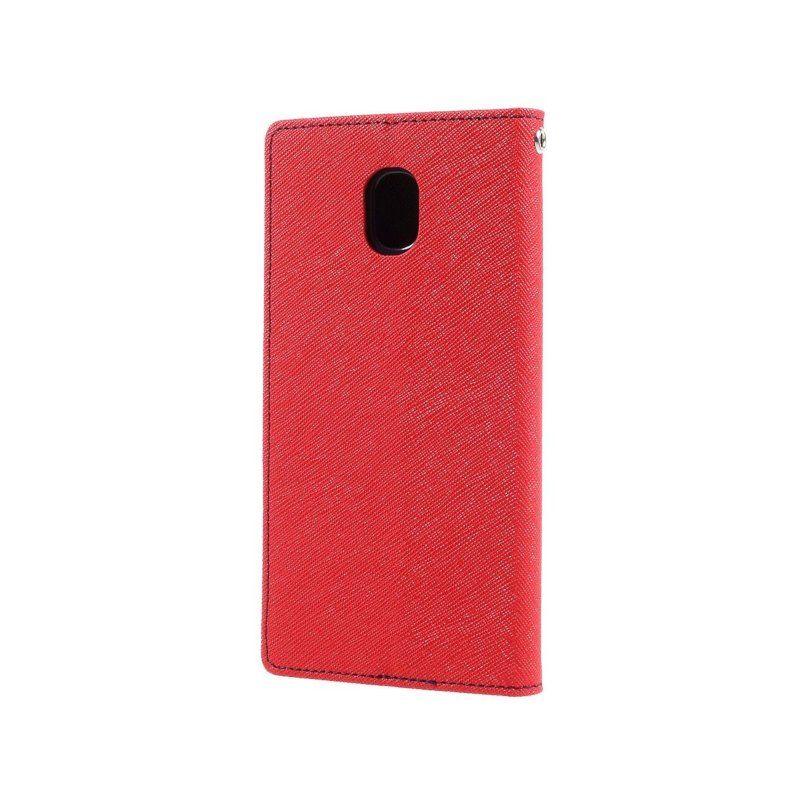 Чехол Goospery для Samsung Galaxy J5 2017 (Red) купить
