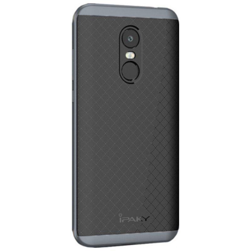 Чехол iPaky Carbon TPU для Xiaomi Redmi 5 (Gray)