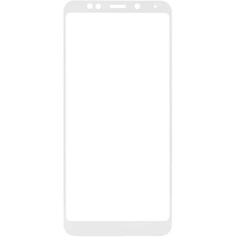Защитное стекло MakeFuture Full Cover для Xiaomi Redmi 5 (White)