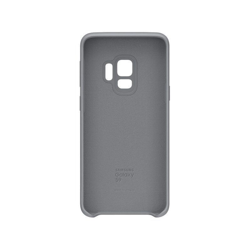 Чехол Samsung Silicone Cover для Galaxy S9 (EF-PG960TJEGRU) Grey купить