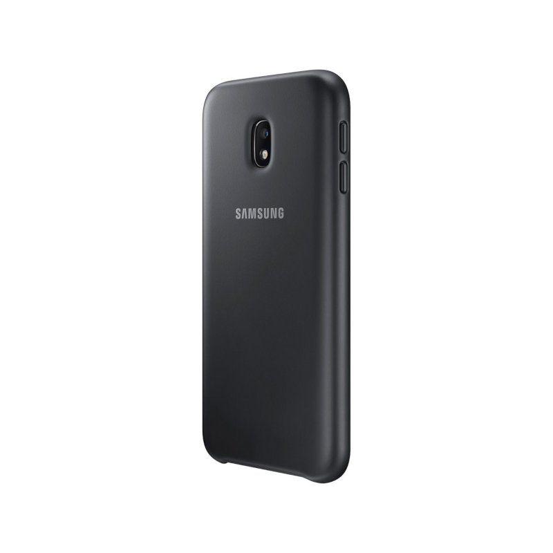Чехол Samsung Dual Layer Cover для Galaxy J3 2017 (Black) недорого