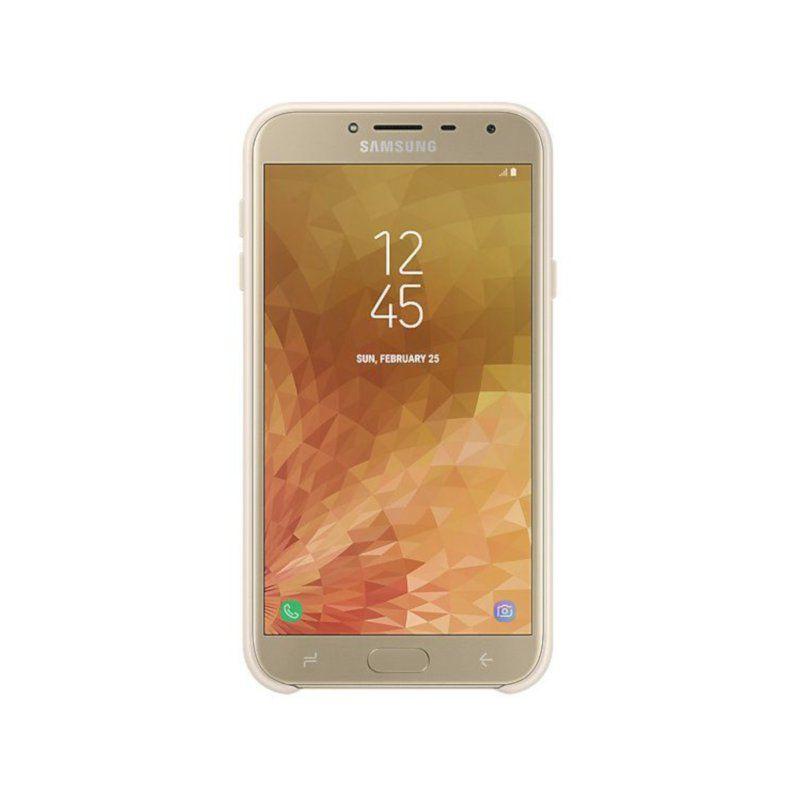 Чохол Samsung Dual Layer Cover для Galaxy J4 2018 (Gold) купить