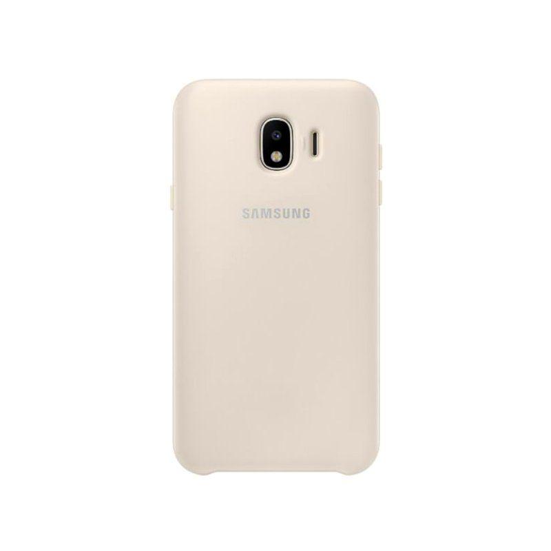 Чохол Samsung Dual Layer Cover для Galaxy J4 2018 (Gold)